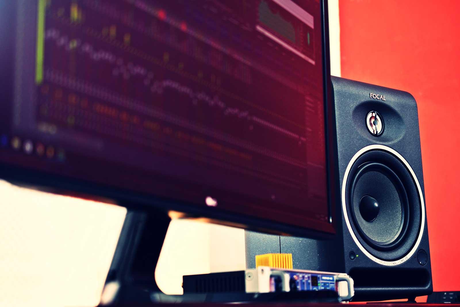 Studio Equpment