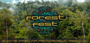 DJ hipietech @ Ilusion Quest forest fest 2018